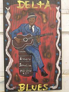 Robert Johnson Delta Blues