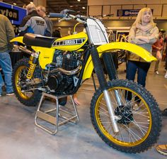 Maico 350 Show Stoppers: The Telford Show- Moto Magazine