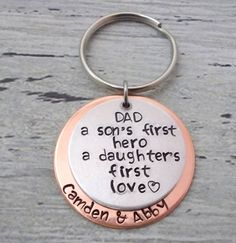 Excited to share the latest addition to my #etsy shop: Gift For Dad, Personalized Dad Gift, Dad Gift, Dad Keychain, Personalized Dad Keychain, Father's Day Gift, Dad Gift From Kids, Custom Dad #keychain https://etsy.me/2K6l5UK