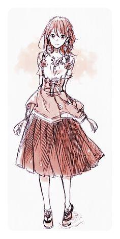 Dedicated to the shoujo manga Akagami no Shirayukihime (赤髪の白雪姫) by Akizuki Sorata (秋月空太). Though it...