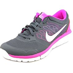 e4926b3b50afe Nike Flex Run 2015 Women Round Toe Synthetic Black Running Shoe    More  infor at the link of image   Running Shoes