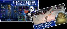 AppsUser: Star Wars: Uprising ya esta disponible para Android e iOS