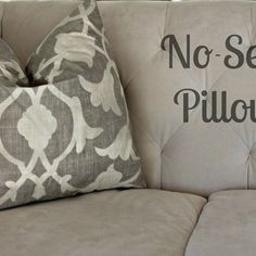 no sew pillows - I like using a broach in the middle! | Home Decor | Pinterest | Sew pillows Pillows and Craft & no sew pillows - I like using a broach in the middle! | Home Decor ... pillowsntoast.com