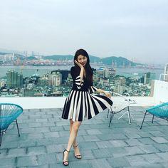 Suzy 170907 @Carin Yeongdo Place