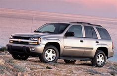 Bought a chevy Trailblazer in 2001.  Love it and still have it!