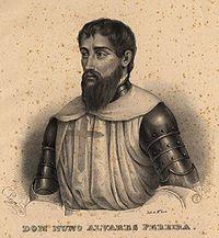 Dom Nuno Álvares Pereira. Portugal 26 de Abril - S. Nuno de Sta. Maria