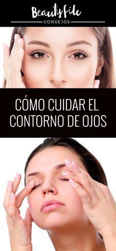 Consejos para cuidar la piel del contorno de ojos Tips Belleza, Instagram Feed, Spa, Make Up, Skin Care, Cier, Movie Posters, Cocoa, Ideas
