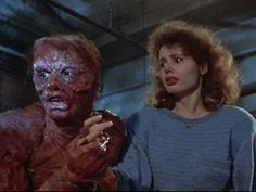 "Geena Davis as Veronica Quaife. ""The Fly"" is a 1986 American science fiction horror film co-written and directed by David Cronenberg.  It is based loosely on George Langelaan's 1957 short story ""The Fly"", which also formed the basis for the 1958 film The Fly."