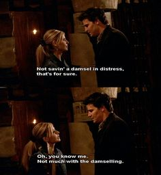 angel and buffy <3