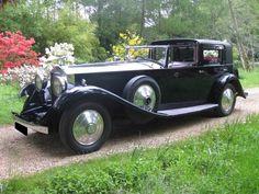 1933 Rolls-Royce Phantom II Continental Sedanca de Ville