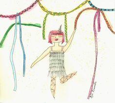 Ilustration: Carnaval | A Filha Da Mãe