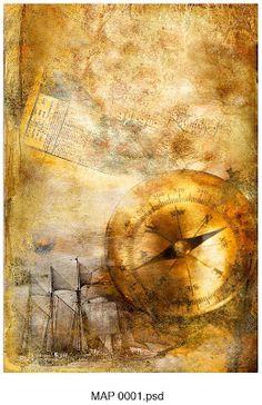 "Photo from album ""Винтажные фоны"" on Yandex. Decoupage Vintage, Vintage Maps, Antique Maps, Comics Vintage, Foto Transfer, Old Paper, Paper Background, Background Vintage, Cartography"