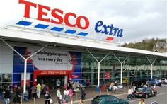 Tesco PLC is a British multinational grocery and general merchandise retailer headquartered in Cheshunt, Hertfordshire, England. It is the second-largest retailer in the world measured by profits. The company was founded in 1919 by Jack Cohen as a group of market stalls. The Tesco name first appeared in 1924, after Cohen purchased a shipment of tea from T. E. Stockwell and combined those initials with the first two letters of his surname, and the first Tesco opened in Burnt Oak, Middlesex.