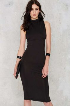 Cut 'n Run Midi Dress | Shop Clothes at Nasty Gal!