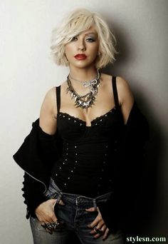 Pixie Hairstyle For Summer 2014