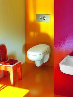 101 Fantastiche Immagini Su Pareti Colorate Colors Wall Design E