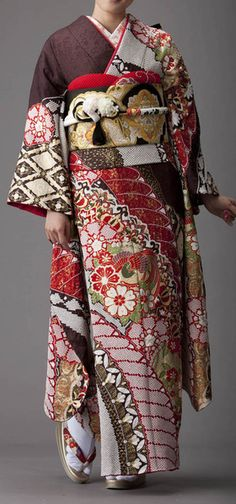 beautiful kimono, beautiful fabric