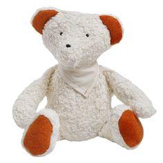 Efie Organic Cotton Wool Teddy Bear, Germany