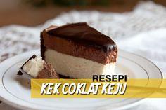 #Saji #Resepi #Bakery #Wanita #Malaysia  Whoa! Anda pasti tidak akan menolak sajian nikmat ini. Resepi Kek Coklat Keju ini memang sedap. Layari http://www.wom.my/saji/resepi-kek-coklat-keju/ untuk maklumat lanjut.