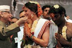Un pueblo indio prohíbe los matrimonios por amor.