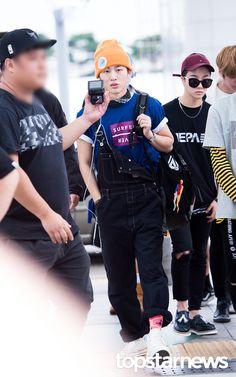 아이콘(iKON) 비아이 / 인천, 톱스타뉴스 김혜진 기자