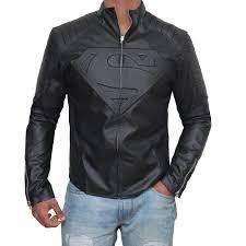 #SupermanLeatherJacket #SupermanCostume #SupermanMotorcycleJacket #SupermanHalloweenCostume #SuperheroCostumeForAdults #SuperheroCostumeForKids #HalloweenSuperheroCostumesForAdults #CheapHalloweenCostumeIdeasForGuys #HalloweenCostumeForSale #HalloweenLeatherJacket Superman Halloween Costume, Halloween Costumes For Sale, Superman Costumes, Men's Leather Jacket, Super Hero Costumes, Man Of Steel, Wish Shopping, Real Leather, Black Men