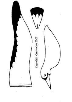 {DIY} Mobile Seagull in c - Wood Decora la Maison Dragon Mobile, Bird Mobile, Pvc Pipe Crafts, Diy And Crafts, Paper Crafts, Felt Ornaments Patterns, Felt Crafts Patterns, Victorian Dollhouse, 3d Zeichenstift