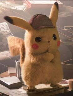 Pokémon Detective Pikachu: It's Time to Examine 🤔 - #Detective #Investigate #it39s #pikachu #pokemon #time