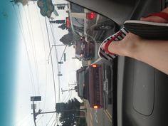 Waiting for green light!!