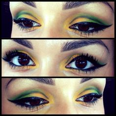Ninja Turtle Eyeshadow