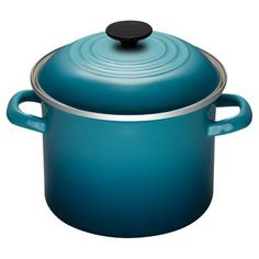 Le Creuset Stockpot, Blue