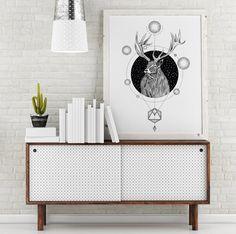 Deer by Wieprz Design Studio.