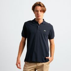 Camisa Polo Lacoste Original Fit