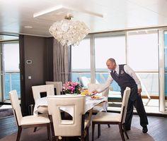 Los #cruceros más alucinantes del mundo. Para sibaritas. #viajes #barcos #lujo #glamour