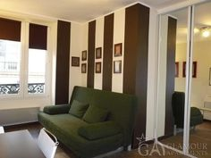 Comfortable modern studio at Rue des Jeuneurs in the 2nd district of Paris
