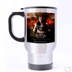 Xena warrior princess trhe movie Travel Mug