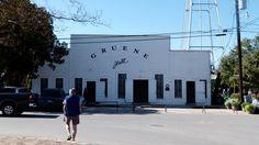 RV Wheel Life  » Blog Archive   » Gruene, Texas, perfect Hill Country RV Short Stop