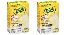 True Lemon Drink Mix Just $0.66 At Target!