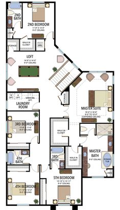 900 Great Houses And Floor Plans Ideas In 2021 Floor Plans House Plans House Floor Plans