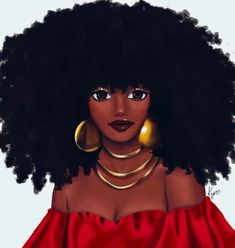 Curly Melanin Beauty