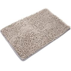 Bathroom Rugs Ideas | LAFALA Bath Mat Microfiber Bathroom Shaggy Shower Rugs NonSlip >>> Read more reviews of the product by visiting the link on the image. Note:It is Affiliate Link to Amazon. #LuxuryandHighQualityBathroomRugs