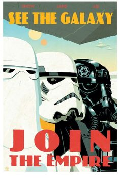 Empire recruiting poster