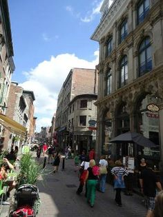 Old Montreal (Vieux-Montreal)