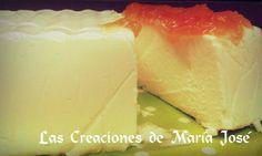Las Creaciones de María José: TARTA FRIA DE QUESO