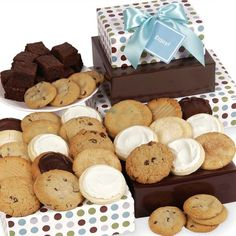 Gourmet Deluxe Goodies Tower – MNM Gifts
