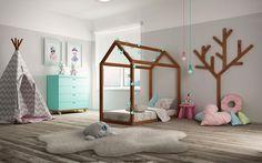 Ideias de quarto montessoriano para inspirar
