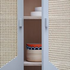 straw drawer cabinet | colonel #interior #design #ap