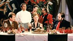 {{The Cook, The Thief, His Wife & Her Lover}} (1989), de Peter Greenaway