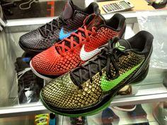 #kobe #bryant #sneakers #jordans #shoes #nike #basketball