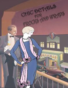 1920s Flapper Party Dresses Evening Wraps Wedding by RumbleSeatCat